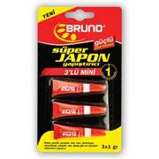 020.07.040086-BRUNO SÜPER JAPON YAPIŞTIRICI 3'LÜ MİNİ