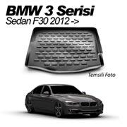 060.01.040314-BMW 3 F30 SEDAN 2012 SONRASI BAGAJ HAVUZU