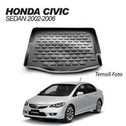060.01.040400-HONDA CİVİC SEDAN 02-06 BAGAJ HAVUZU