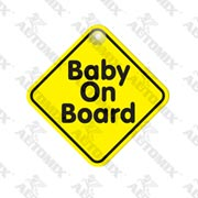 120.21.023634-AUTOMİX BABY ON BOARD VANTUZLU