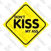 120.21.023681-AUTOMİX DONT KISS MY ASS VANTUZLU