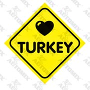 120.21.023684-AUTOMİX I LOVE TURKEY VANTUZLU