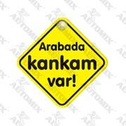 120.21.023690-AUTOMİX ARABADA KANKAM VAR VANTUZLU
