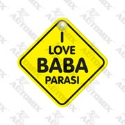 120.21.023691-AUTOMİX I LOVE BABA PARASI VANTUZLU