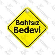 120.21.025185-AUTOMİX BAHTSIZ BEDEVİ VANTUZLU