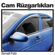 160.03.012990-SP-0122 CAM RÜZG.NİSSAN NAVARA PİCK-UP ÖN