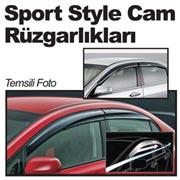 160.03.024106-SPS.10 VW CADDY CAM RÜZGARLIĞI SPORT SET