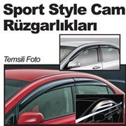 160.03.037487-SPS.47 VW POLO 2010 SPORT STLE CAM RÜZGARLIĞI