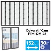 165.10.012548-VETTE DEKORATİF CAM FİLMİ DM-28